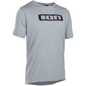 ION Seek DriRelease T-Shirt Kurzarm Herren grey melange